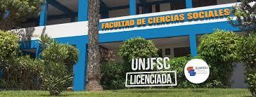Facultad de Ciencias Sociales - Unjfsc - Posts   Facebook